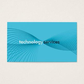 BUSINESS CARD :: futuristica flair L11