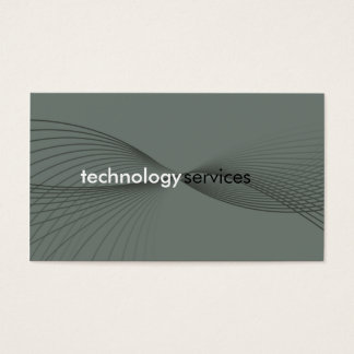 BUSINESS CARD :: futuristica flair L5