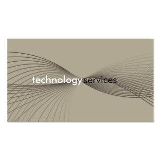 BUSINESS CARD :: futuristica flair L7