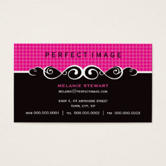 BUSINESS CARD :: gorgeously 2
