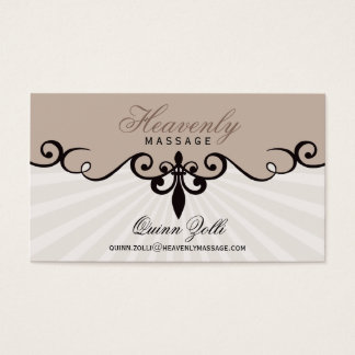 BUSINESS CARD :: heavenly L1