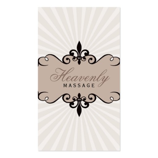 BUSINESS CARD :: heavenly P1