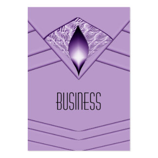 Business Card Lilac Mauve