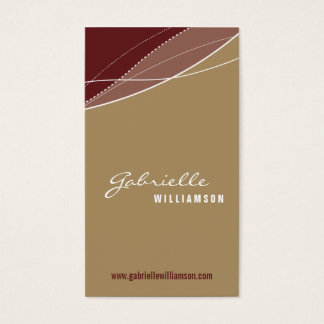 BUSINESS CARD :: modern elegance 1
