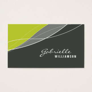 BUSINESS CARD :: modern elegance 3