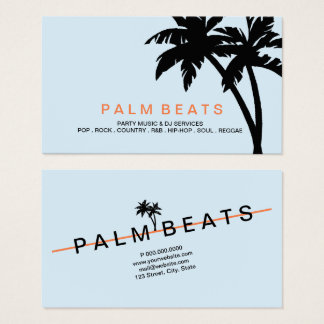 Business Card - Palms Ascending