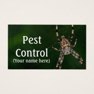 Business Card/Pest Control