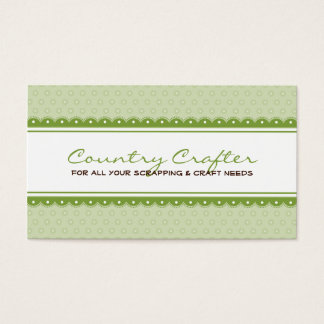 BUSINESS CARD :: pretty crafty 3