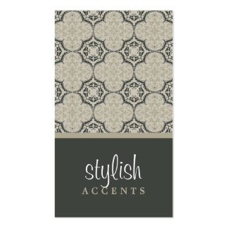BUSINESS CARD :: stylishly antiqued P3