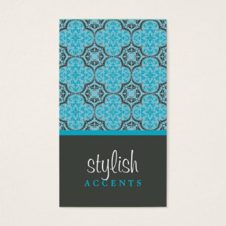 BUSINESS CARD :: stylishly antiqued P6