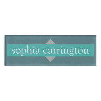 Business Card Template 412 Name Tag