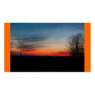 Business Card Template Design-Dreamy Sunset Business Card Templates