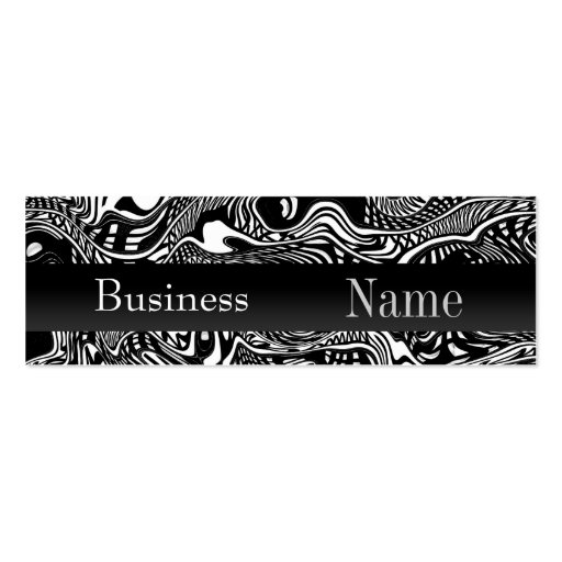 Business Card Zizzago Australian Wild Dreams