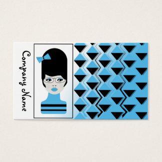 Business Cards - BIG HAIR MODERN GIRL