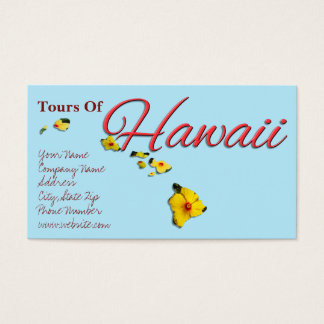 Business Cards - HAWAII