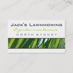 Lawnmower and landscaping business cards business card printing business cards lawnmowing lime charcoal reheart Images