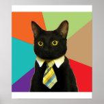 Business Cat Advice Animal Meme