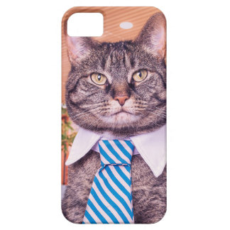 Business Cat Phone case