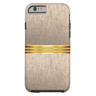 Business Class Metallic Textured iPhone Case