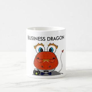 Business Dragon Mug