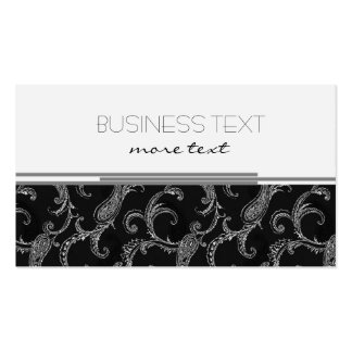 business_elegant Double-Sided standard business cards (Pack of 100)