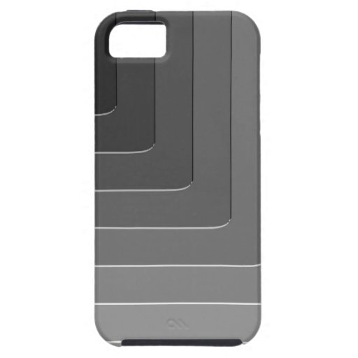 Business gray monochrome case for iPhone 5/5S