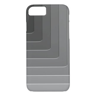 Business gray monochrome iPhone 7 case
