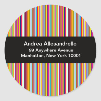 Business Home Return Address Labels Stickers