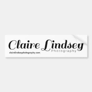 Business Logo Bumper Sticker