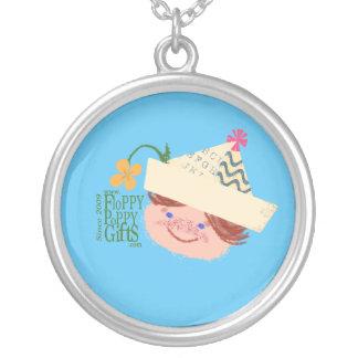 Business Logo Customizable Necklace -