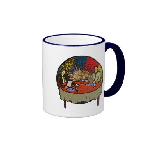 Business Lunch Coffee Mug