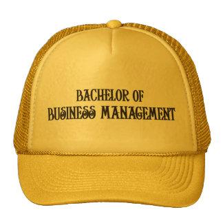 Business Management Cap