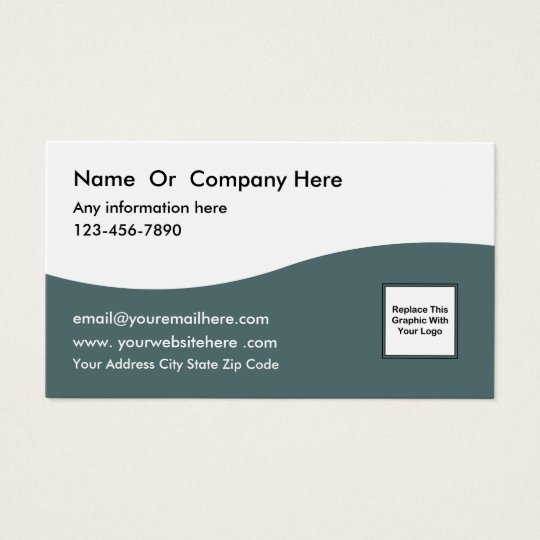 Business Modern Logo Design Business Card