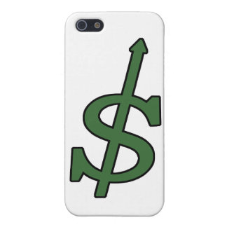 Business Money Good Luck Sign Phone Case Case For iPhone 5/5S