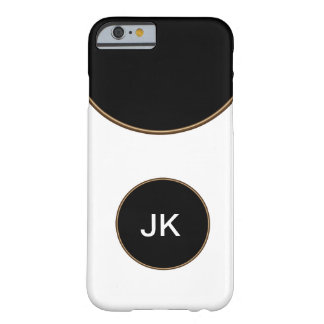 Business Monogram iPhone 6 Case Barely There iPhone 6 Case