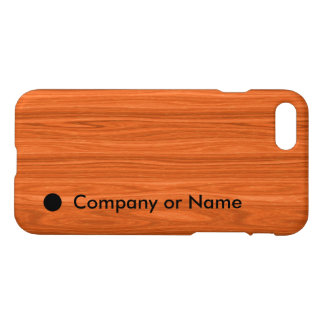 Business Monogram iPhone 7 Case