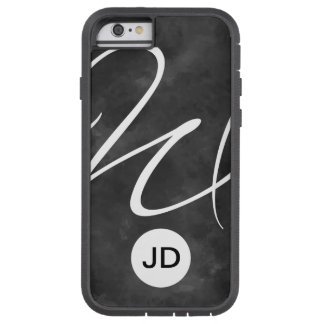 Business Monogram Tough Case