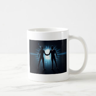 Business opportunity concept coffee mug