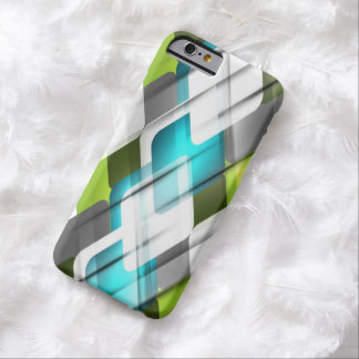 Business Pattern Barely There iPhone 6 Case