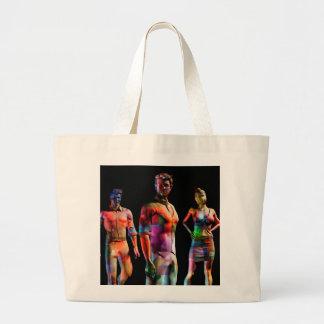 Business People Success Achievement as a Concept Large Tote Bag