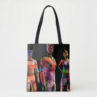 Business People Success Achievement as a Concept Tote Bag