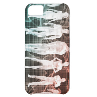 Business People Working Together on an Internation iPhone 5C Case