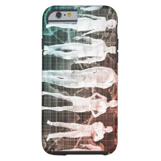 Business People Working Together on an Internation Tough iPhone 6 Case