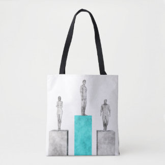 Business Pioneer and Market Industry Leader Tote Bag