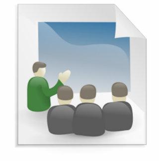 Business Presentation Photo Cutout