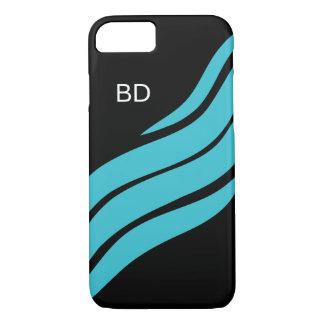 Business Professional Monogram iPhone 8/7 Case