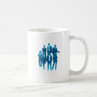 Business Professional Basic White Mug
