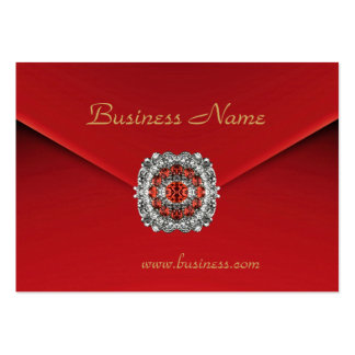 Business Red Velvet Diamond Images Business Cards