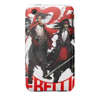 Business Samurai X Mage IPhone Case iPhone 3 Case-Mate Case