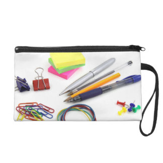 Business Services Office Professional Wristlet Clutch